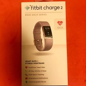 Limited edition Fitbit charge 2